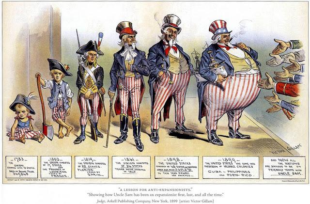 forms of pro american empire propaganda essay