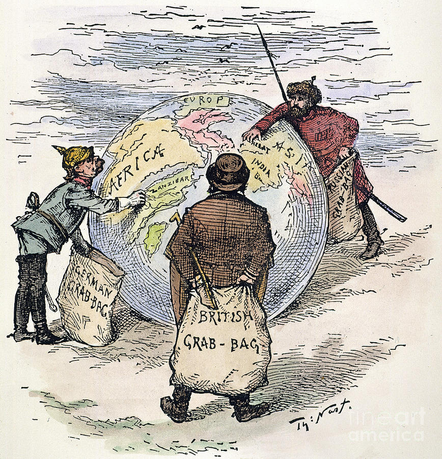 How Is the Industrial Revolution Linked to Imperialism?